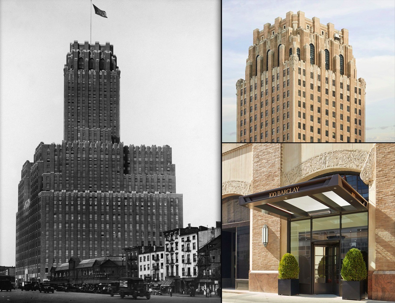 100 Barclay: Restoring and reinventing a historic Tribeca landmark