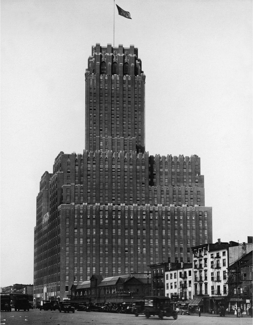 Pre War Size And Modern Design